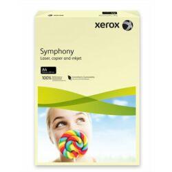 """Csontszínű , A4, 80 g, XEROX """"Symphony"""" színes másoló-, nyomtatópapír (500lap, pasztell)"""