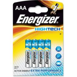 Energizer HighTech mikro elem 4 db AAA 1,5V