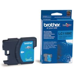 Brother LC1100 C eredeti tintapatron ~325 oldal (LC1100)