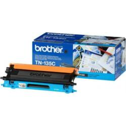 Brother TN-135 C cian eredeti toner 4k tn135