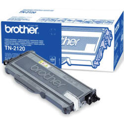 Brother TN 2120 eredeti toner (2600 old.) (TN2120)
