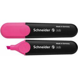 """SCHNEIDER JOB 150"""" szövegkiemelö, rózsaszín"""""""