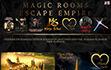 magicrooms.hu Kijutós játékok, escape room