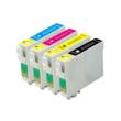 Epson -hoz 11db-os◄ i-Aicon  T130x utángyártott tintapatron PAKK (5X~900 fekete, 6X~500 színes oldal)