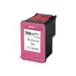 HP -hez Nr.300XL (CC644E) utángyártott színes tintapatron, ~440 oldal