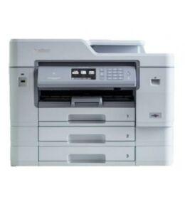 Brother MFC-J6947DW A3-as wifis, hálózati multifunkciós színes tintasugaras nyomtató