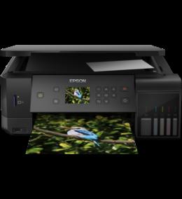 Epson EcoTank L7160 multifunkciós, wifis, külsőtartályos tintasugaras fotónyomtató