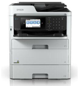 Epson WorkForce WF-C579RDTWF  wifis, hálózati, duplexes multifunkciós nyomtató