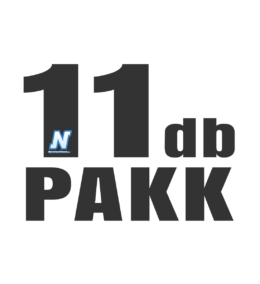 11db-os PAKK, HP -hez Nr.655 utángyártott tintapatron, BK/C/M/Y 11X~600 (6600) oldal (minden szín)