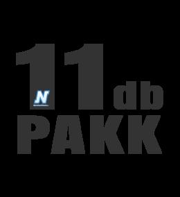 11db-os PAKK, HP -hez Nr.932xl / Nr.933xl utángyártott tintapatron, 5xBK/2xC/2xM/2xY (minden szín)