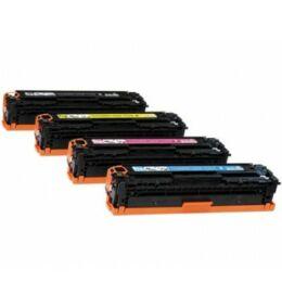 Utángyártott CC530/531/532/533 toner pakk HP nyomtatókhoz (≈11900 oldal)