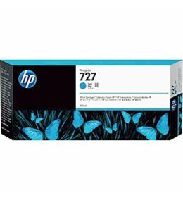 HP nr.727 (F9J76A) eredeti cián tintapatron , 300ml