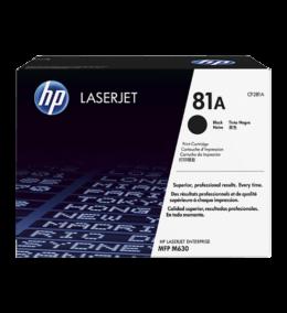 HP CF281A eredeti fekete toner (~10500 oldalas)