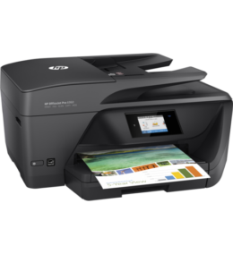 HP Officejet Pro 6960 All-in-One wifis, hálózati, multifunkciós, faxos tintasugaras nyomtató