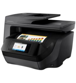 HP Officejet Pro 8725 All-in-One wifis, hálózati, multifunkciós, faxos tintasugaras nyomtató