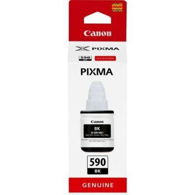 Canon GI-590Bk eredeti fekete tinta, ~6000 oldal gi590