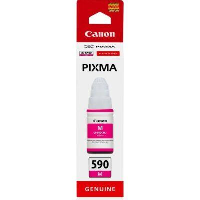 Canon GI-590M eredeti magenta tinta, ~7000 oldal gi590