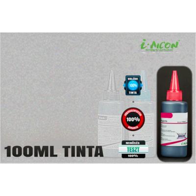 MAGENTA színű 100 ml-es univerzális utántöltő i-AICON™ tinta  Brother, Canon, Epson, HP, Lexmark tintapatronokhoz