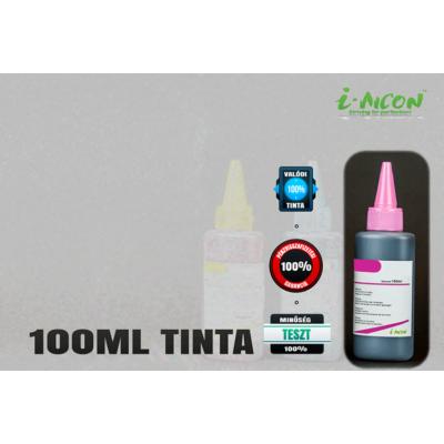 VILÁGOS MAGENTA színű 100 ml-es univerzális utántöltő i-AICON™ tinta  Brother, Canon, HP, Lexmark tintapatronokhoz