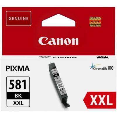 Canon CLI-581 XXL eredeti fekete tintapatron, ~825 oldal