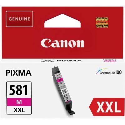 Canon CLI-581 XXL eredeti magenta tintapatron, ~825 oldal