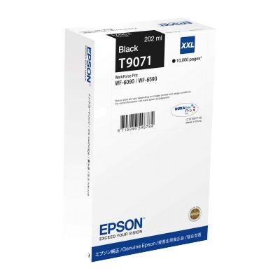 Epson T9071 XXL extra nagy kapacitású fekete eredeti patron