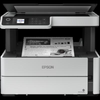Epson EcoTank M2140, mono, multifunkciós tintasugaras külső tartályos nyomtató
