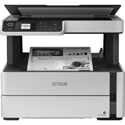 Epson EcoTank M2170, mono, multifunkciós, wi-fi-s, hálózati tintasugaras külső tartályos nyomtató