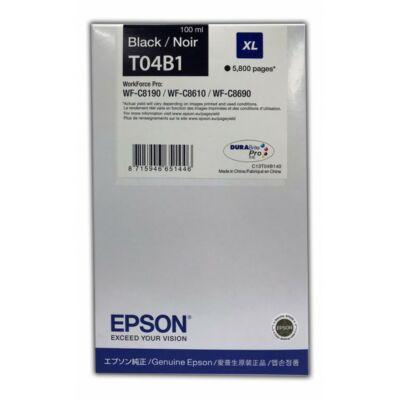 Epson T04B1 XL fekete eredeti patron (~5800 oldal)