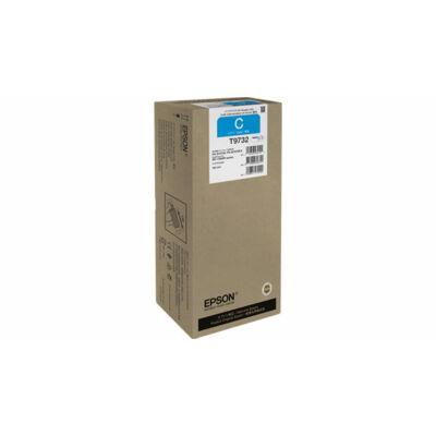 Epson T9732 eredeti cián tintapatron  (≈22000 oldal)