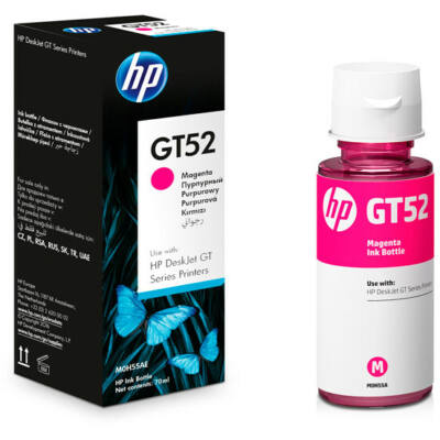 HP Nr.GT52 (M0H55AE) eredeti magenta tinta, ~8000 oldal