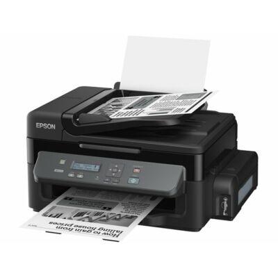 Epson WorkForce M200 mono, multifunkciós, tintasugaras, hálózati, külső tartályos nyomtató