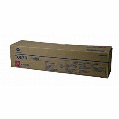 Konica Minolta C203 (TN213M) eredeti magenta toner (A0D7352)