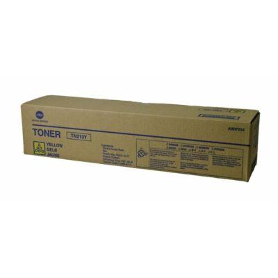 Konica Minolta C203 (TN213Y) eredeti sárga toner (A0D7252)
