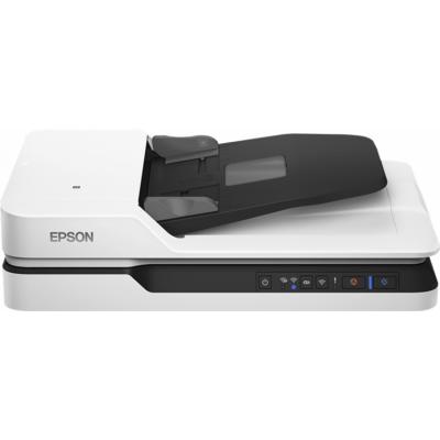 Epson WorkForce DS-1660W síkágyas duplex, színes dokumentum szkenner