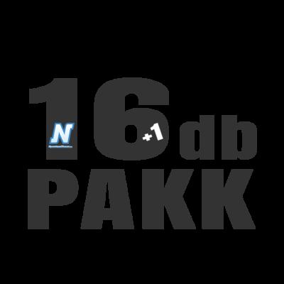►16+1db-os PAKK, HP -hez 16db Nr.655 utángyártott tintapatron, (16X~600 oldal)  + 1 csomag 100 lapos FOTÓpapír