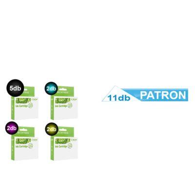 HP -hez 11db-os i-Aicon  Nr.920XL (CD97x) utángyártott tintapatron PAKK (minden szín), ~10200 oldal