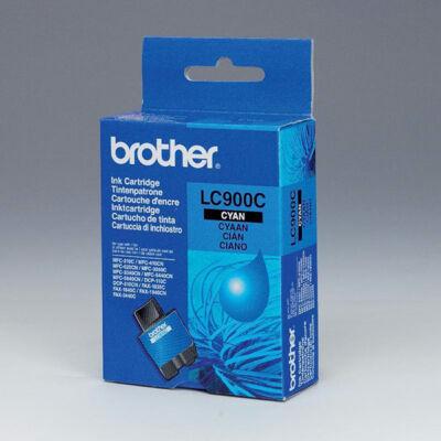 Brother LC900 C eredeti tintapatron