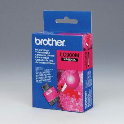 Brother LC900 M eredeti tintapatron