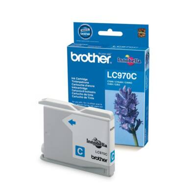 Brother LC970 C eredeti tintapatron (LC970)