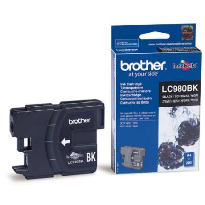 Brother LC980 bk eredeti tintapatron (lc980)