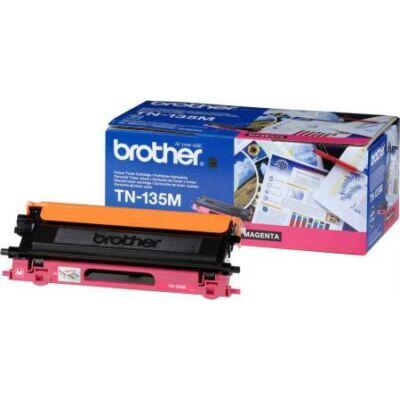 Brother TN-135 M magenta eredeti toner 4k tn135 (≈4000 oldal)