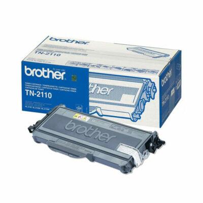 Brother TN 2110  eredeti toner (1,5K) (TN2110) (≈1500 oldal)