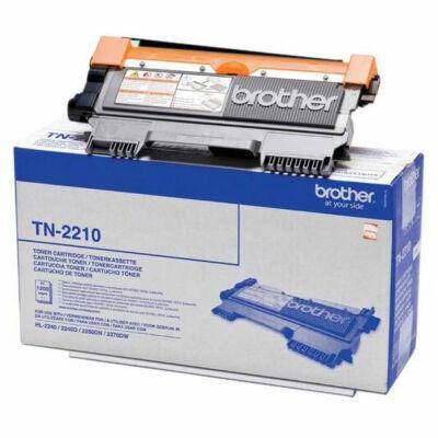 Brother TN-2210 eredeti toner (≈1200 oldal)
