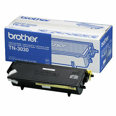 Brother TN3030 (TN-3030) eredeti toner (≈3500 oldal)