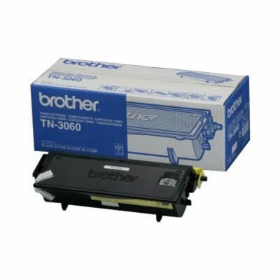 Brother TN3060 (TN-3060) eredeti toner (≈6700 oldal)