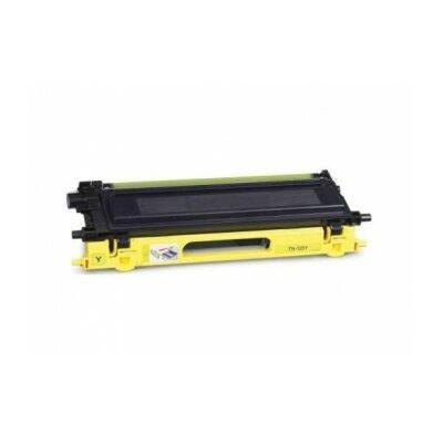Utángyártott TN-135 Y sárga toner Brother nyomtatókhoz (TN135) (≈4000 oldal)