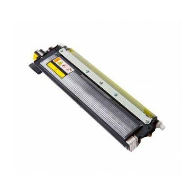 Utángyártott TN-230 Y,sárga toner Brother nyomtatókhoz 1,4k (tn230) (≈1400 oldal)