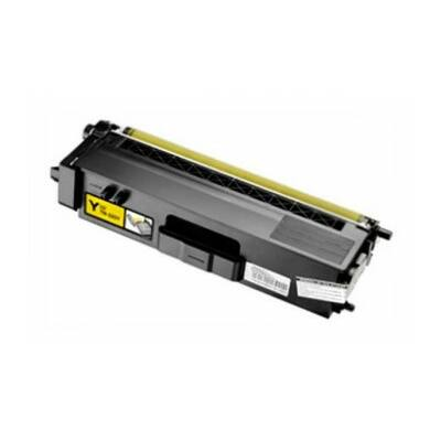Utángyártott TN-325 Y (sárga) toner Brother nyomtatókhoz (≈3500 oldal)
