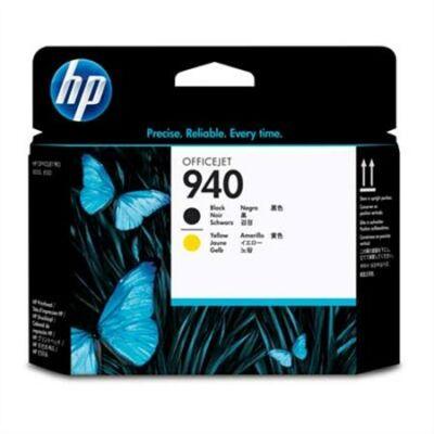 HP Nr.940 (C4900AE) eredeti Fekete/Sárga nyomtatófej